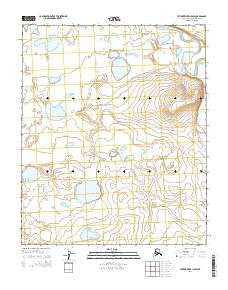 Utukok River C-5 SW Alaska Current topographic map, 1:25000 scale, 7.5 X 7.5 Minute, Year 2014