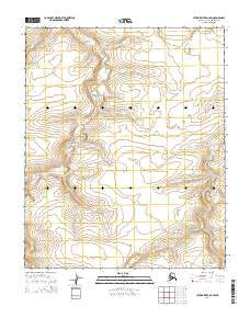 Utukok River D-2 SW Alaska Current topographic map, 1:25000 scale, 7.5 X 7.5 Minute, Year 2014