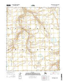 Utukok River D-3 SW Alaska Current topographic map, 1:25000 scale, 7.5 X 7.5 Minute, Year 2014