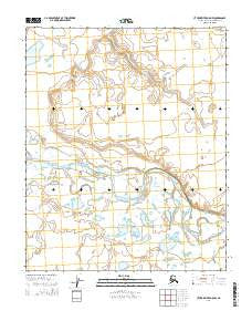 Utukok River D-5 NW Alaska Current topographic map, 1:25000 scale, 7.5 X 7.5 Minute, Year 2014