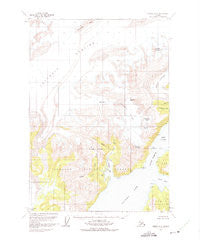 Valdez A-8 Alaska Historical topographic map, 1:63360 scale, 15 X 15 Minute, Year 1960