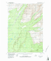 Valdez D-2 Alaska Historical topographic map, 1:63360 scale, 15 X 15 Minute, Year 1959