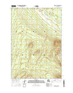 Valdez D-4 SW Alaska Current topographic map, 1:25000 scale, 7.5 X 7.5 Minute, Year 2016 from Alaska Map Store