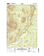 Valdez D-5 SE Alaska Current topographic map, 1:25000 scale, 7.5 X 7.5 Minute, Year 2016 from Alaska Map Store