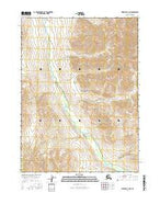 Wiseman C-3 NW Alaska Current topographic map, 1:25000 scale, 7.5 X 7.5 Minute, Year 2016 from Alaska Map Store