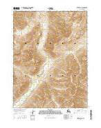 Wiseman C-4 NE Alaska Current topographic map, 1:25000 scale, 7.5 X 7.5 Minute, Year 2016 from Alaska Map Store