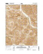 Wiseman C-4 NW Alaska Current topographic map, 1:25000 scale, 7.5 X 7.5 Minute, Year 2016 from Alaska Map Store