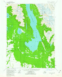 Yakutat C-4 Alaska Historical topographic map, 1:63360 scale, 15 X 15 Minute, Year 1959