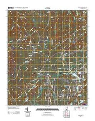 Abernant Alabama Historical topographic map, 1:24000 scale, 7.5 X 7.5 Minute, Year 2011