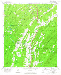 Helena Alabama Historical topographic map, 1:24000 scale, 7.5 X 7.5 Minute, Year 1959