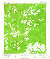 Westover Alabama Historical topographic map, 1:24000 scale, 7.5 X 7.5 Minute, Year 1959