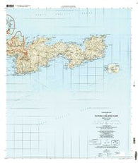Tutuila Island East American Samoa Historical topographic map, 1:24000 scale, 7.5 X 7.5 Minute, Year 2001