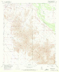 Avondale SE Arizona Historical topographic map, 1:24000 scale, 7.5 X 7.5 Minute, Year 1957