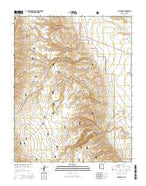 House Rock Arizona Current topographic map, 1:24000 scale, 7.5 X 7.5 Minute, Year 2014 from Arizona Map Store