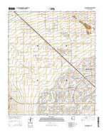McMicken Dam Arizona Current topographic map, 1:24000 scale, 7.5 X 7.5 Minute, Year 2014 from Arizona Map Store