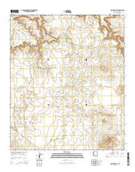 Sentinel Peak Arizona Current topographic map, 1:24000 scale, 7.5 X 7.5 Minute, Year 2014