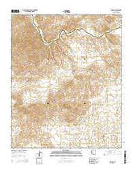 Swansea Arizona Current topographic map, 1:24000 scale, 7.5 X 7.5 Minute, Year 2014