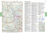 Colorado Road and Recreation Atlas by Benchmark Maps - Front of map