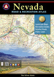Buy map Nevada Road and Recreation Atlas by Benchmark Maps