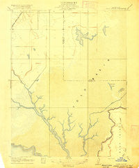 Cache Slough California Historical topographic map, 1:31680 scale, 7.5 X 7.5 Minute, Year 1916