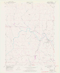 Coloma California Historical topographic map, 1:24000 scale, 7.5 X 7.5 Minute, Year 1949