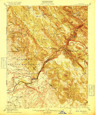 Copperopolis California Historical topographic map, 1:62500 scale, 15 X 15 Minute, Year 1916