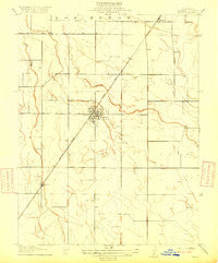 Dixon California Historical topographic map, 1:31680 scale, 7.5 X 7.5 Minute, Year 1916