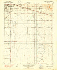 Fairfax School California Historical topographic map, 1:24000 scale, 7.5 X 7.5 Minute, Year 1950