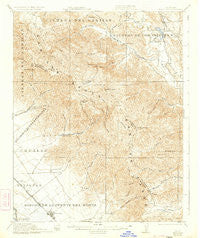 Gonzales California Historical topographic map, 1:62500 scale, 15 X 15 Minute, Year 1921