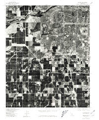 Gosford California Historical topographic map, 1:24000 scale, 7.5 X 7.5 Minute, Year 1978