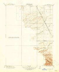 Harrington California Historical topographic map, 1:31680 scale, 7.5 X 7.5 Minute, Year 1916