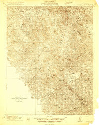 Indian Gulch California Historical topographic map, 1:48000 scale, 15 X 15 Minute, Year 1919