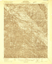 Jamesburg California Historical topographic map, 1:48000 scale, 15 X 15 Minute, Year 1920