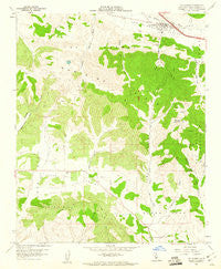Los Alamos California Historical topographic map, 1:24000 scale, 7.5 X 7.5 Minute, Year 1959