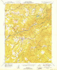 Mokelumne Hill California Historical topographic map, 1:24000 scale, 7.5 X 7.5 Minute, Year 1949