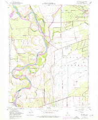 Ord Ferry California Historical topographic map, 1:24000 scale, 7.5 X 7.5 Minute, Year 1949