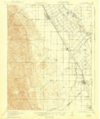 Orestimba California Historical topographic map, 1:62500 scale, 15 X 15 Minute, Year 1919