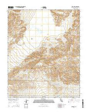 Owl Lake California Current topographic map, 1:24000 scale, 7.5 X 7.5 Minute, Year 2015 from California Maps Store