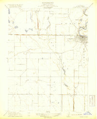 Powell Slough California Historical topographic map, 1:31680 scale, 7.5 X 7.5 Minute, Year 1918