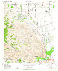 Prado Dam California Historical topographic map, 1:24000 scale, 7.5 X 7.5 Minute, Year 1949