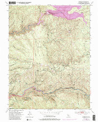 Riverton California Historical topographic map, 1:24000 scale, 7.5 X 7.5 Minute, Year 1950