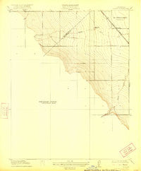 Romain California Historical topographic map, 1:31680 scale, 7.5 X 7.5 Minute, Year 1916