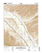 San Ardo California Current topographic map, 1:24000 scale, 7.5 X 7.5 Minute, Year 2015 from California Map Store
