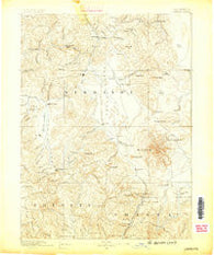 Shasta California Historical topographic map, 1:250000 scale, 1 X 1 Degree, Year 1886