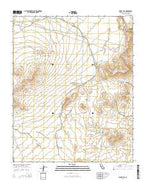 Signal Hill California Current topographic map, 1:24000 scale, 7.5 X 7.5 Minute, Year 2015 from California Map Store