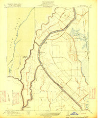 Vorden California Historical topographic map, 1:31680 scale, 7.5 X 7.5 Minute, Year 1916