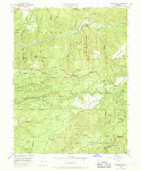 Washington California Historical topographic map, 1:24000 scale, 7.5 X 7.5 Minute, Year 1950
