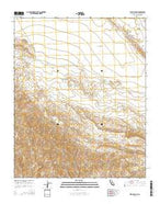 Wells Ranch California Current topographic map, 1:24000 scale, 7.5 X 7.5 Minute, Year 2015 from California Map Store