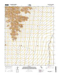 Wilhelm Spring California Current topographic map, 1:24000 scale, 7.5 X 7.5 Minute, Year 2015