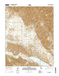 Williams Hill California Current topographic map, 1:24000 scale, 7.5 X 7.5 Minute, Year 2015
